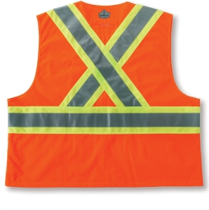 Class-2-Two-Tone-X-Back-Safety-Vest
